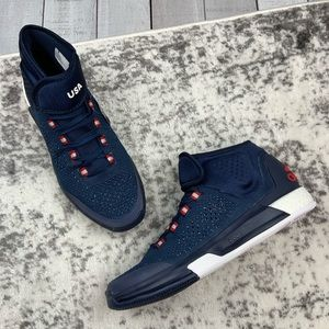 NIB Adidas SM 2015 CL Boost PK TF USA mens sneaker